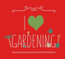 I love gardening One Piece - Long Sleeve