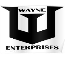 WAYNE ENTERPRISES [HD] Poster