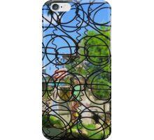 Unusual Fences iPhone Case/Skin