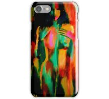 """Locked in silence"" iPhone Case/Skin"