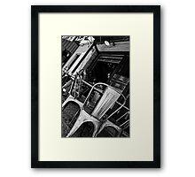 chair  Framed Print