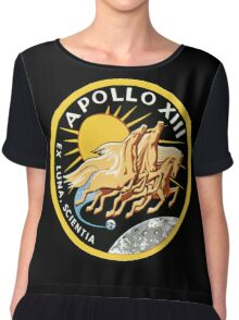 apollo 13 Chiffon Top