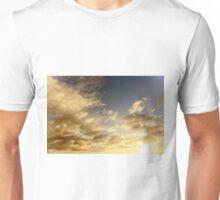 Caribbean Clouds at Sunset Unisex T-Shirt