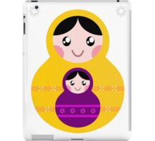 Russian nested Dolls ( Matryoshka ) iPad Case/Skin