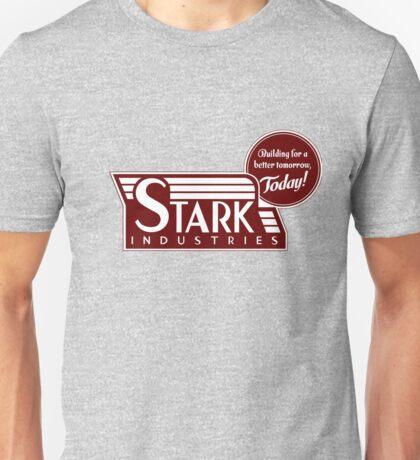 STARK INDUSTRIES [HD] Unisex T-Shirt