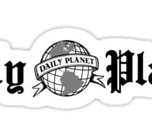 DAILY PLANET [HD] Sticker