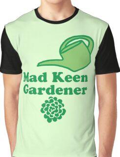 MAD KEEN gardener Graphic T-Shirt