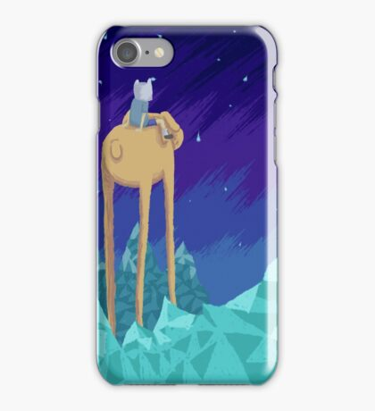 Adventure Skies iPhone Case/Skin