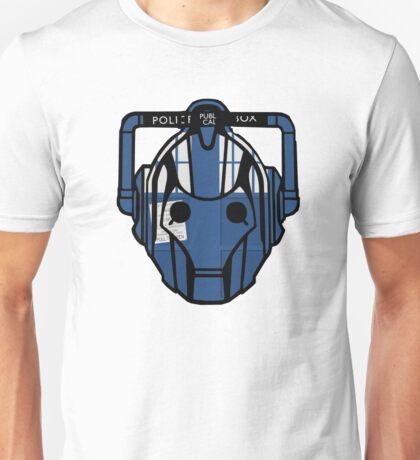cyberman tardis Unisex T-Shirt