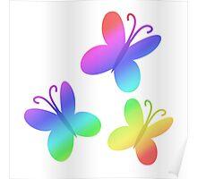 MLP - Cutie Mark Rainbow Special - Fluttershy V2 Poster
