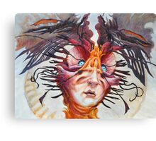 The Perplexing Murmur  Canvas Print