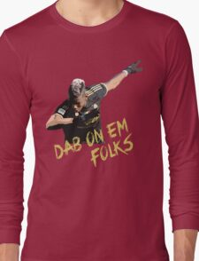 Pogba - Dab On Em Folks Long Sleeve T-Shirt