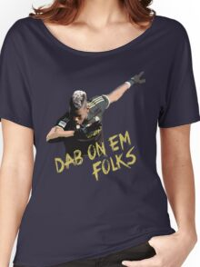 Pogba - Dab On Em Folks Women's Relaxed Fit T-Shirt