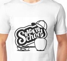 Back to school design Unisex T-Shirt