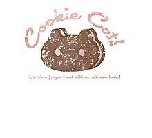 Cookie Cat!- Stephen Universe  Photographic Print