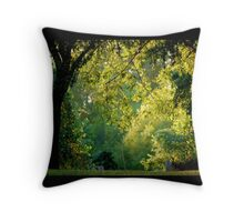 Peaceful Pillow Throw Pillow