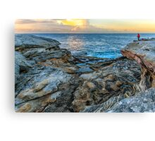 Botany Bay wake up Canvas Print