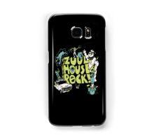zuul house rock Samsung Galaxy Case/Skin