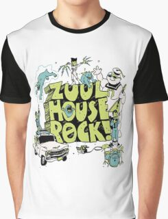 zuul house rock Graphic T-Shirt