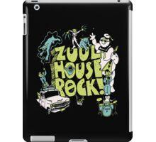 zuul house rock iPad Case/Skin