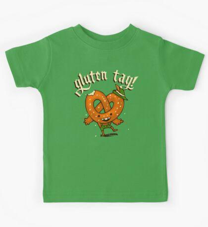 Gluten Tag! Kids Tee