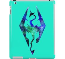 °GEEK° Skyrim Space Logo iPad Case/Skin