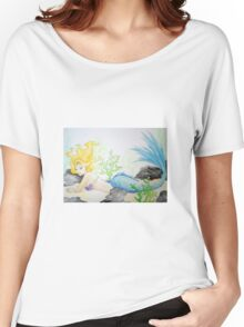 Coralia Women's Relaxed Fit T-Shirt