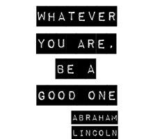 Abraham Lincoln Quote Case by FreshDesigns1