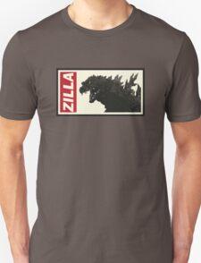 Zilla 2K Portrait T-Shirt