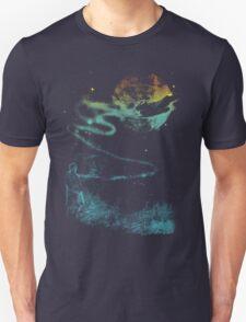 like a leaf Unisex T-Shirt