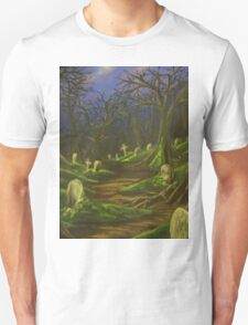 The lonely path T-Shirt