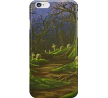 The lonely path iPhone Case/Skin