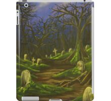 The lonely path iPad Case/Skin
