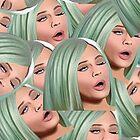 kylie emoji by Swiftie Designs