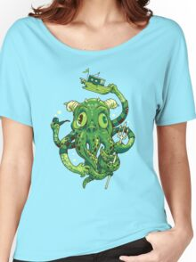 Sir Charles Cthulhu Women's Relaxed Fit T-Shirt