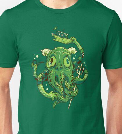 Sir Charles Cthulhu Unisex T-Shirt