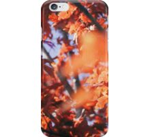 Through the trees. iPhone Case/Skin