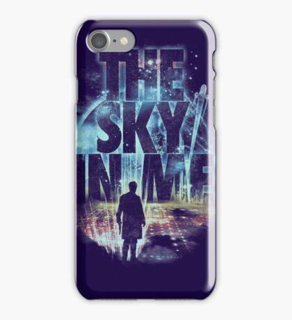 the sky in me iPhone Case/Skin
