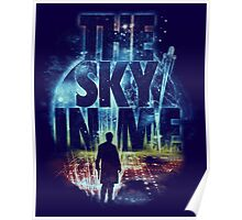 the sky in me Poster