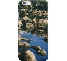 Still water rapids. iPhone Case/Skin