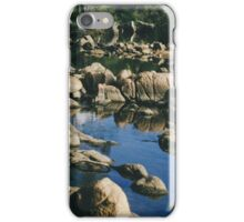 Still water rapids. iPhone Case/Skin