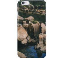 Tide pools. iPhone Case/Skin