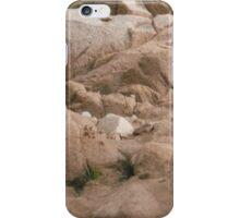 Apricot rocks. iPhone Case/Skin