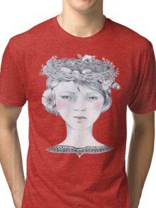 Spring Crown Tri-blend T-Shirt