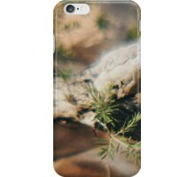 Refraction of life. iPhone Case/Skin