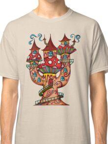 Mushroom House IIII Classic T-Shirt