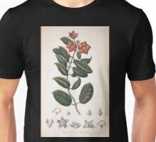 Rumphia sive Commentationes botanicæ imprimis de plantis Indiæ Orientalis tum penitus incognitis tum quæ Blume cognomine Rumphius 1848 V1 V4 586 Unisex T-Shirt