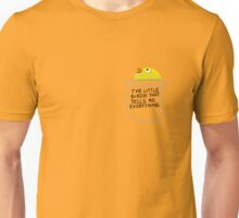 A Little Birdie Told Me Unisex T-Shirt
