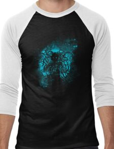 terror from deep space Men's Baseball ¾ T-Shirt