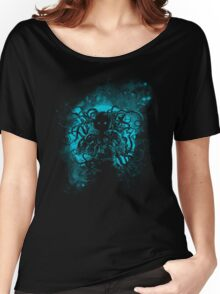 terror from deep space Women's Relaxed Fit T-Shirt